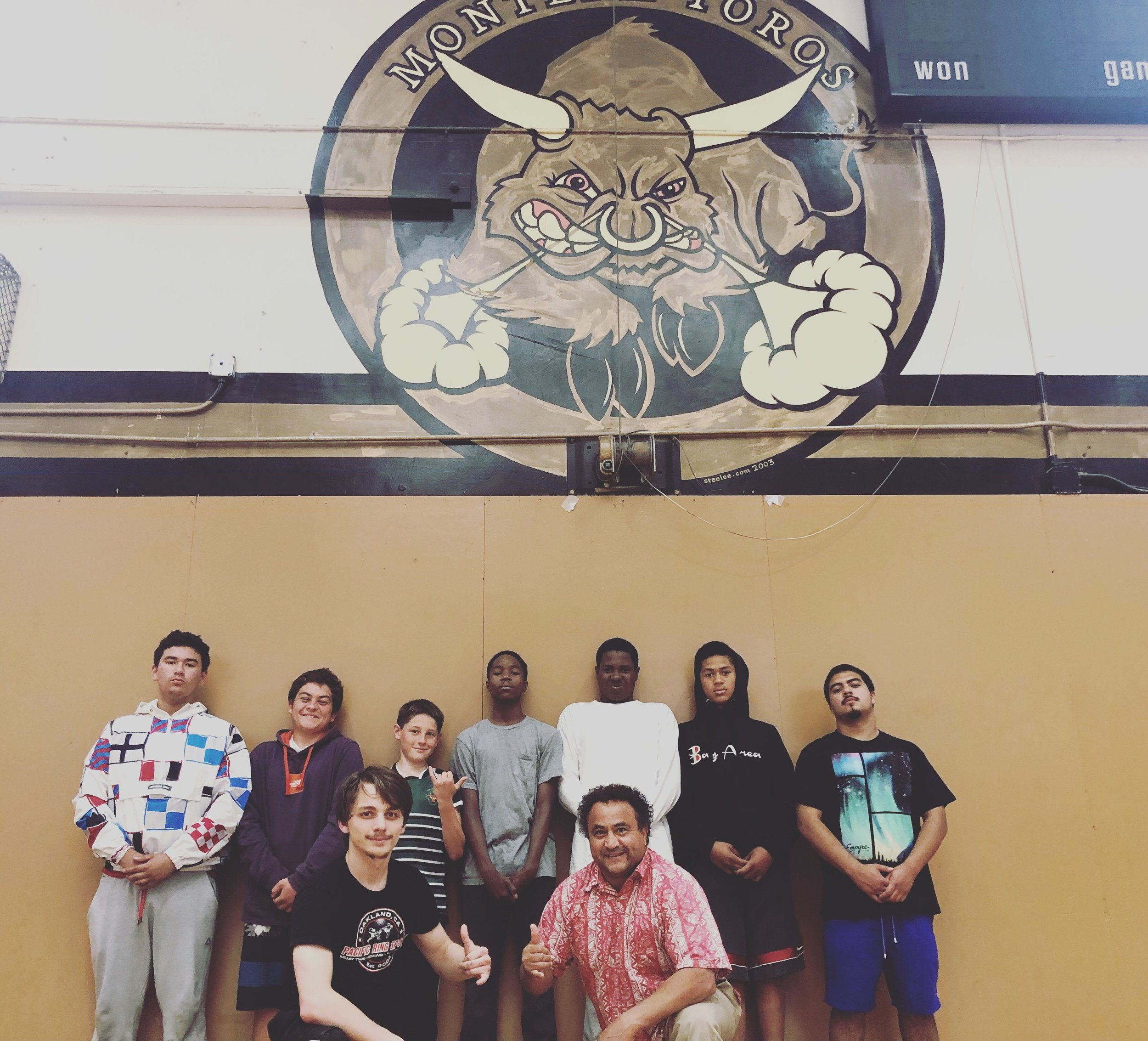 Montera Middle School Wrestling