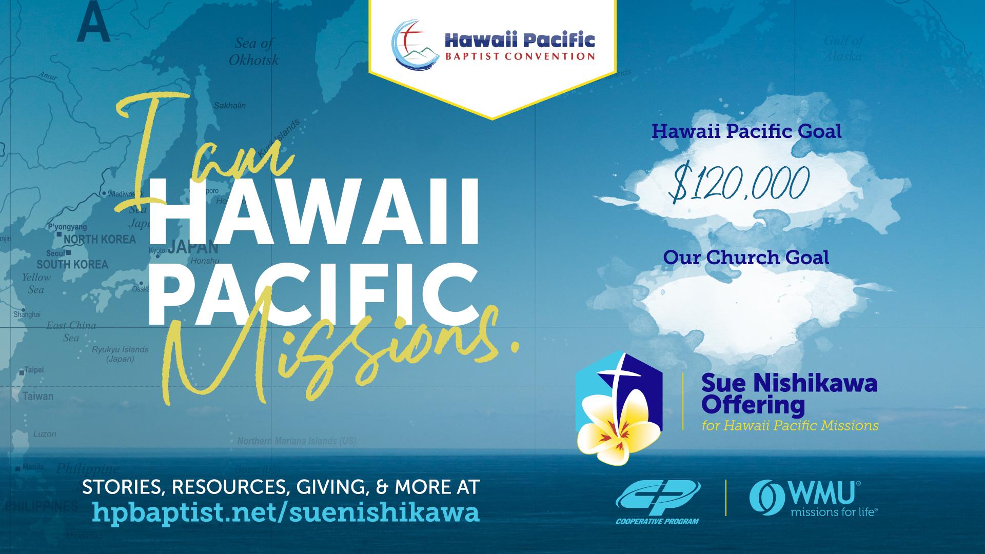 Sue Nishikawa Offering Ad Slide
