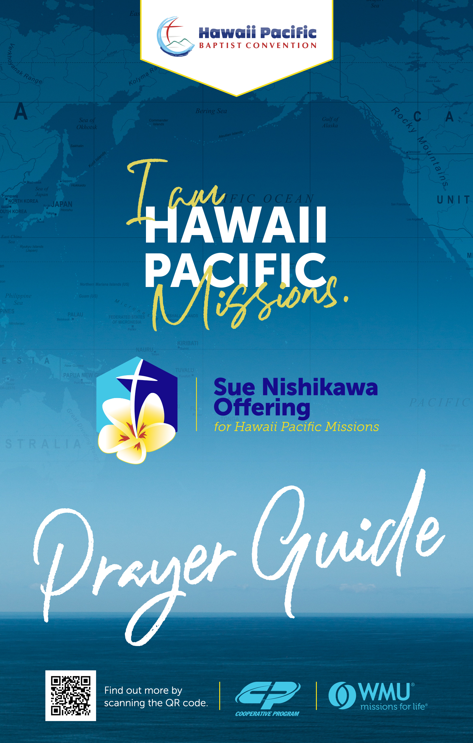 Sue Nishikawa Offering Prayer Guide