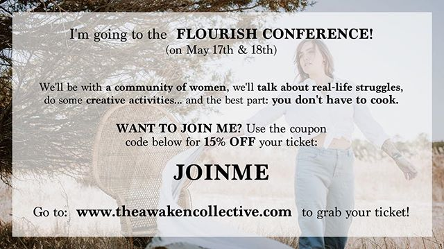 🌿 Hey friends! Are you planning on attending the Flourish Conference later this month? Be sure to let your friends know you want them to join us too! TAG a friend below who you want to snag this awesome discount for their ticket! Tap the link in our bio to register today! 💛🌿 #womensflourishconference #theawakencollective #womensupportwomen #delaware #maryland #virginia #pennsylvania #womensevent #womensconference #discount