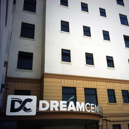 Daytona Dream Center - History