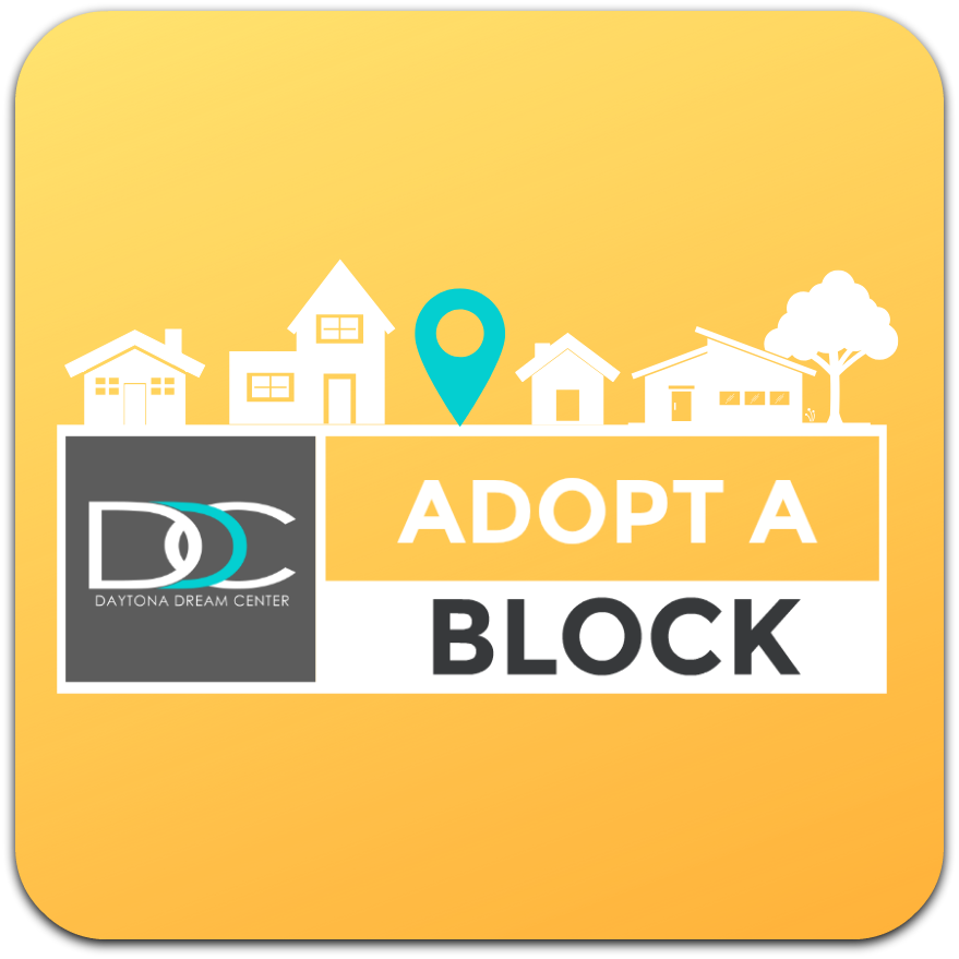 Daytona Dream Center - Adopt a Block