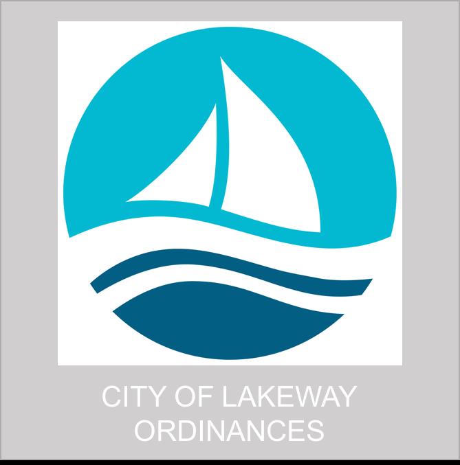 Lakeway City Ordinances   Click on the logo above to review the City of Lakeway Ordinances.