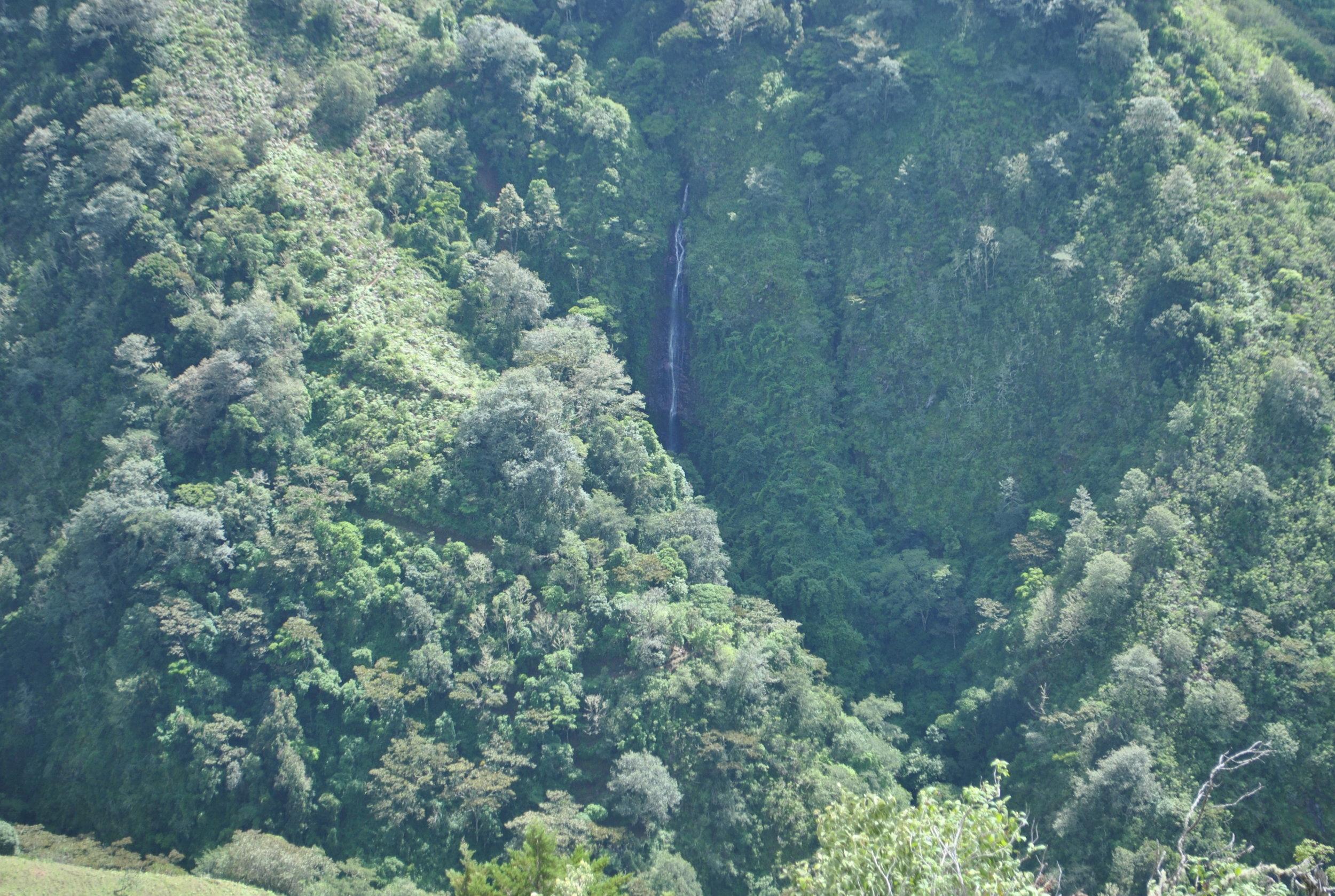 Vista Real Waterfalls - Pérez Zeledón