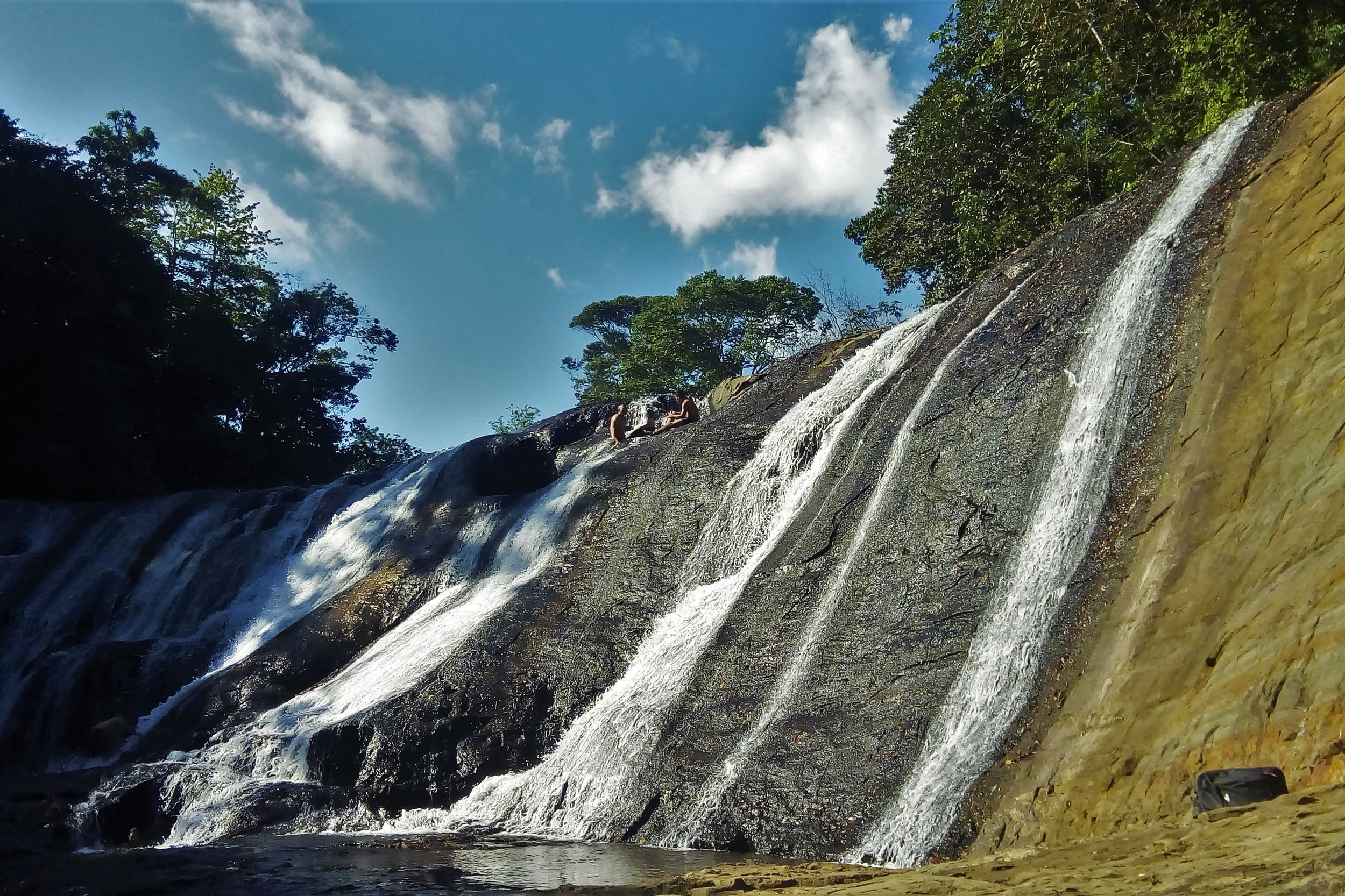 La Margarita Waterfalls - Pérez Zeledón