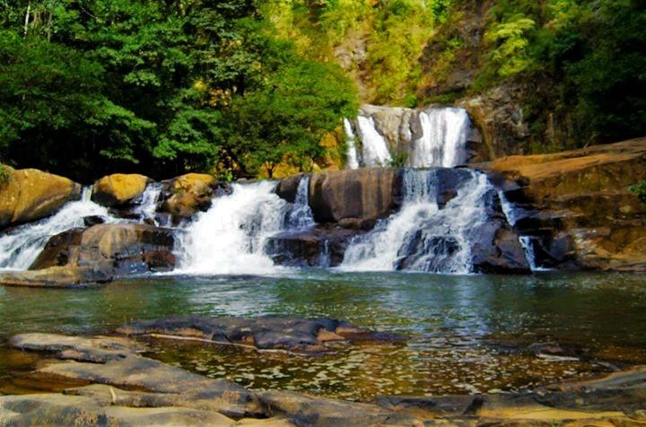 Namu Waterfalls - Pérez Zeledón