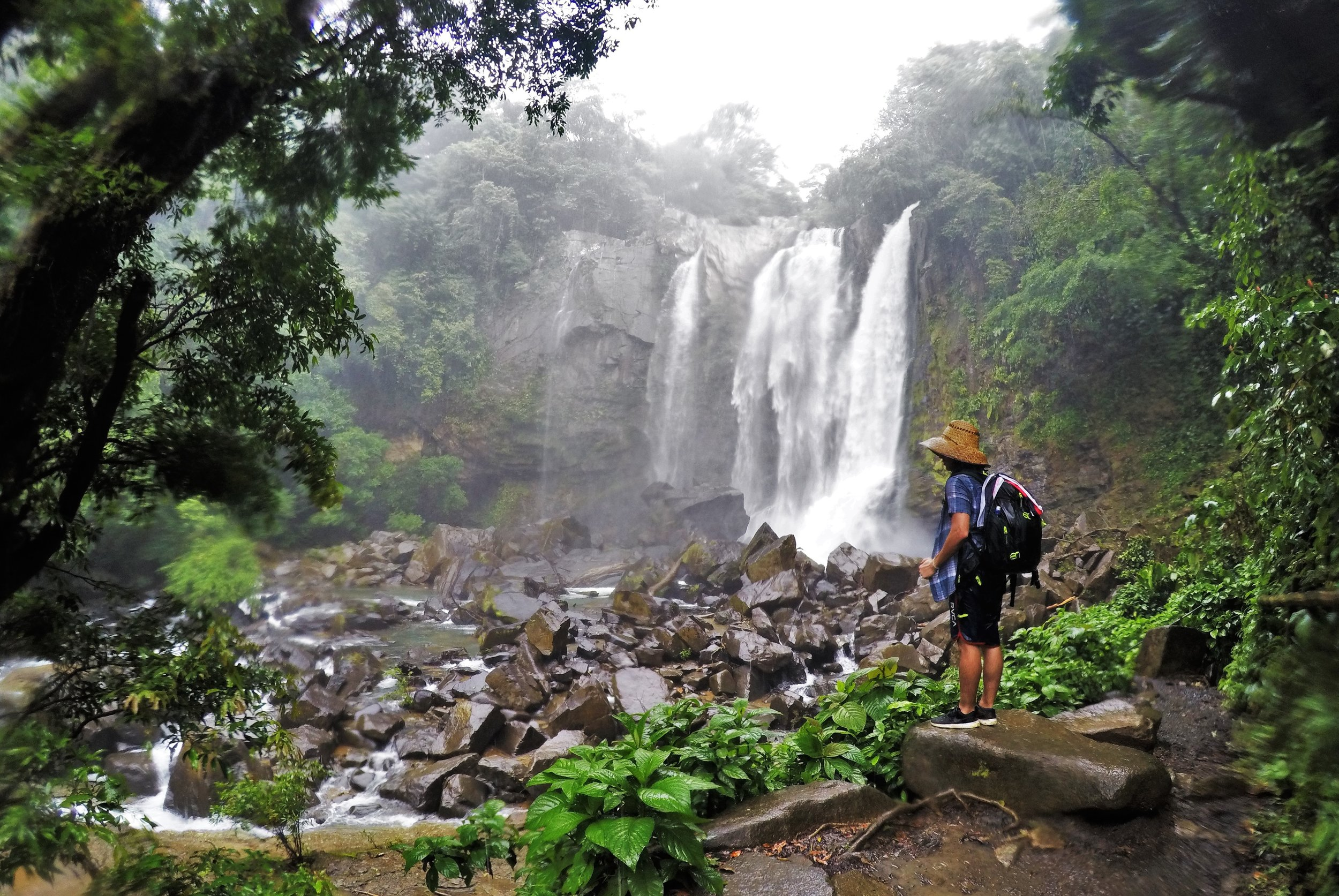 Nauyaca Waterfalls - Pérez Zeledón