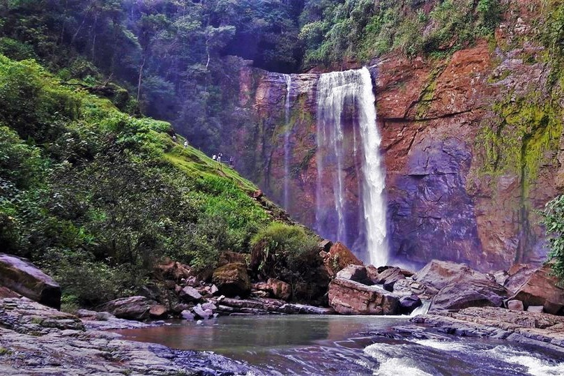 Ecochontales Waterfalls - Pérez Zeledón