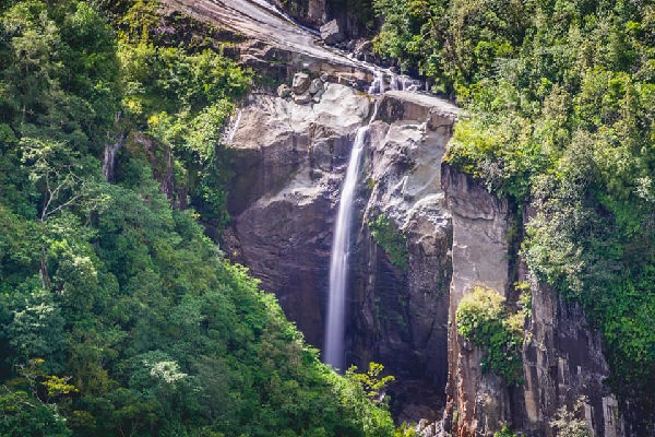 Kilo Waterfalls - Pérez Zeledón