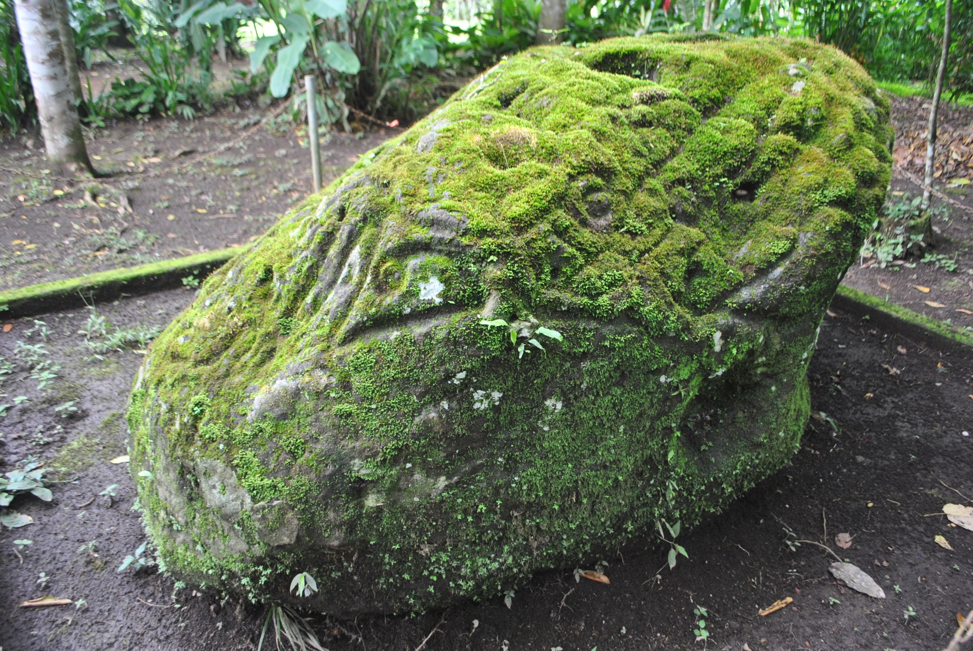 La Pintada Archaeological Site - Puntarenas Province