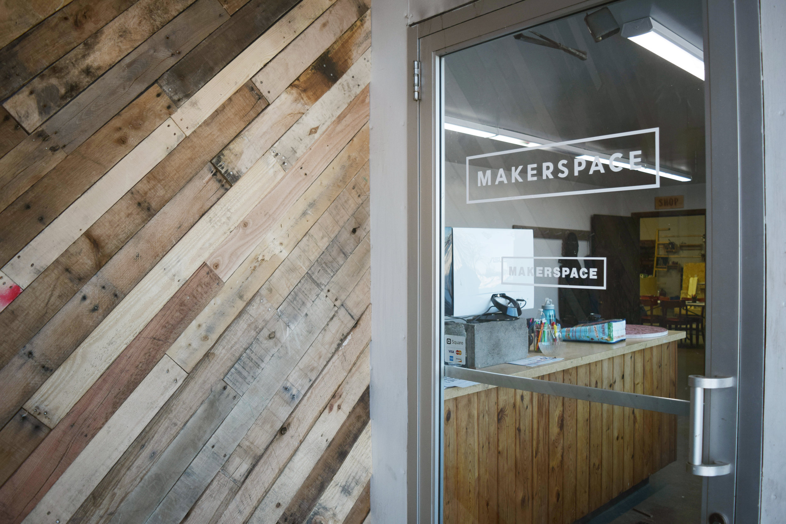 About - Discover more about our Makerspace,the Maker movement, and how and why it all got started.