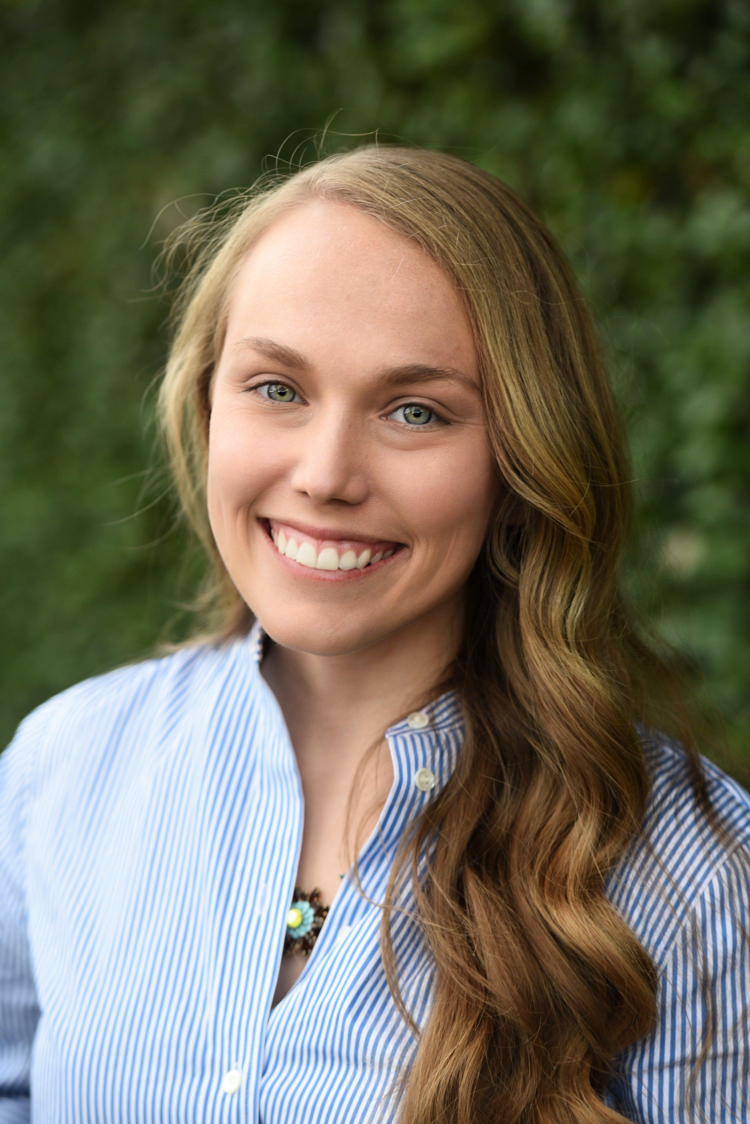 Sarah Hugg Centorino headshot
