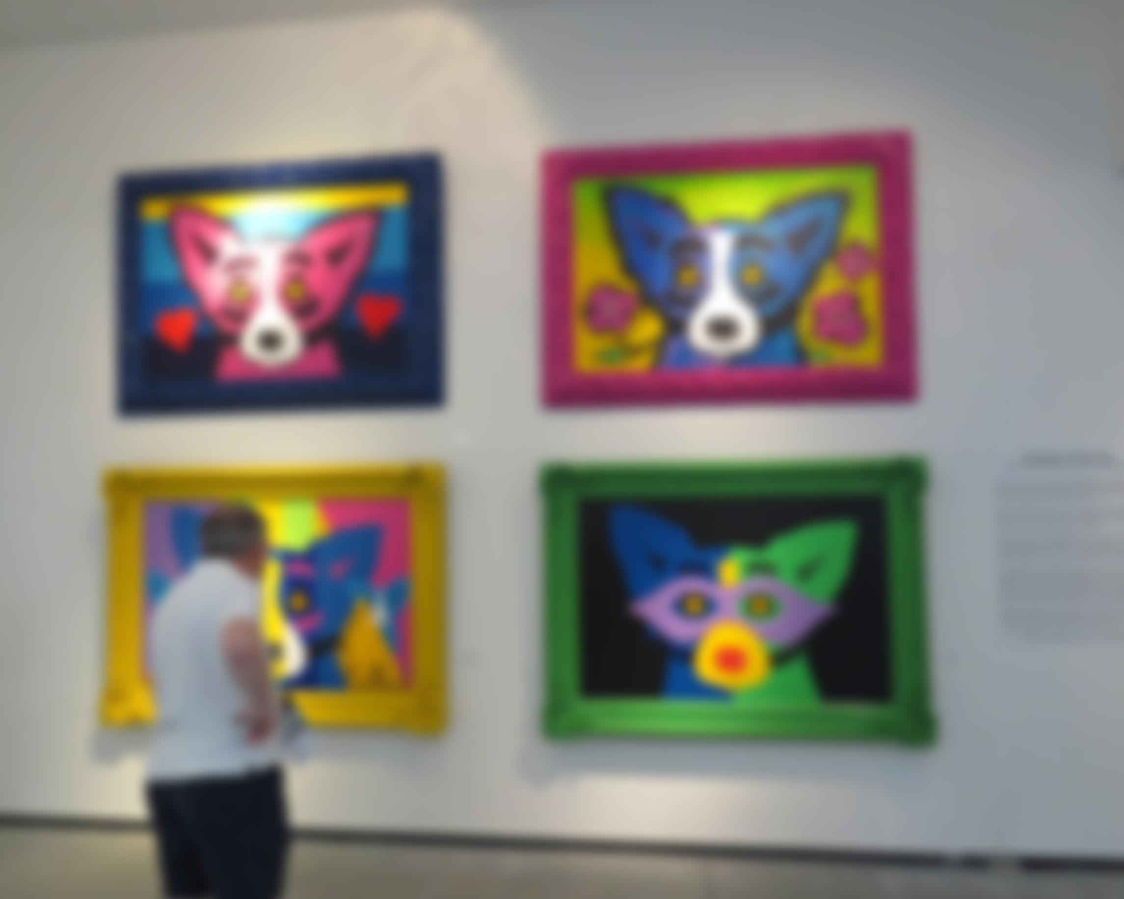 George Rodrigue - LIFE AND LEGACY TOUR
