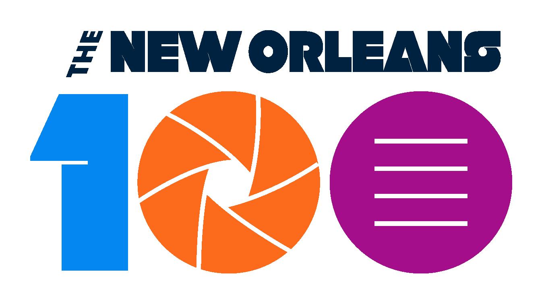 New Orleans 100 Logo