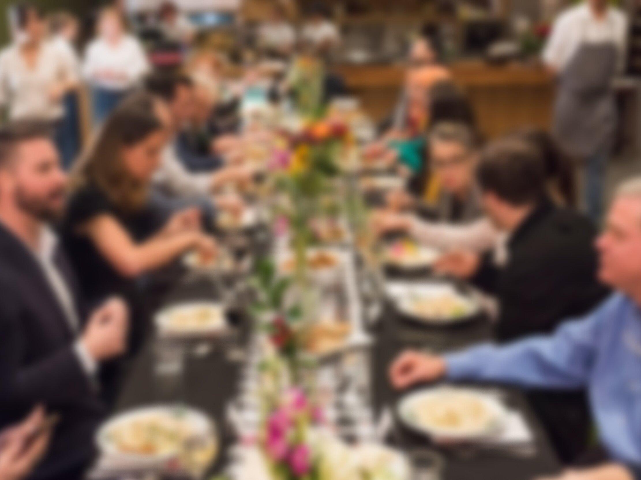 Camellia Brand - Gather 'Round Dinner