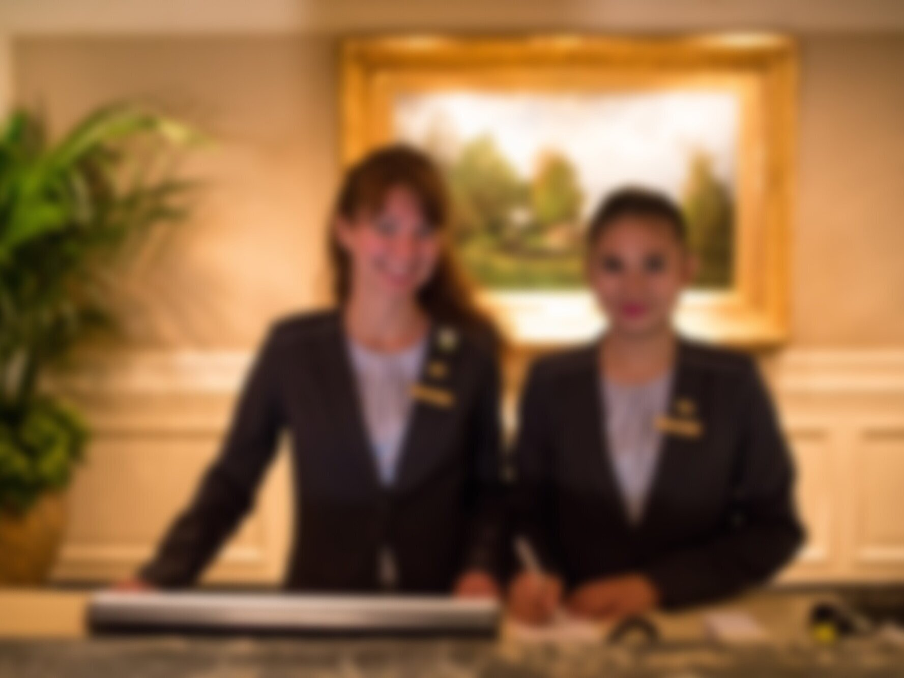 Greater New Orleans Hotel & Lodging Association - Faces of Hospitality Campaign