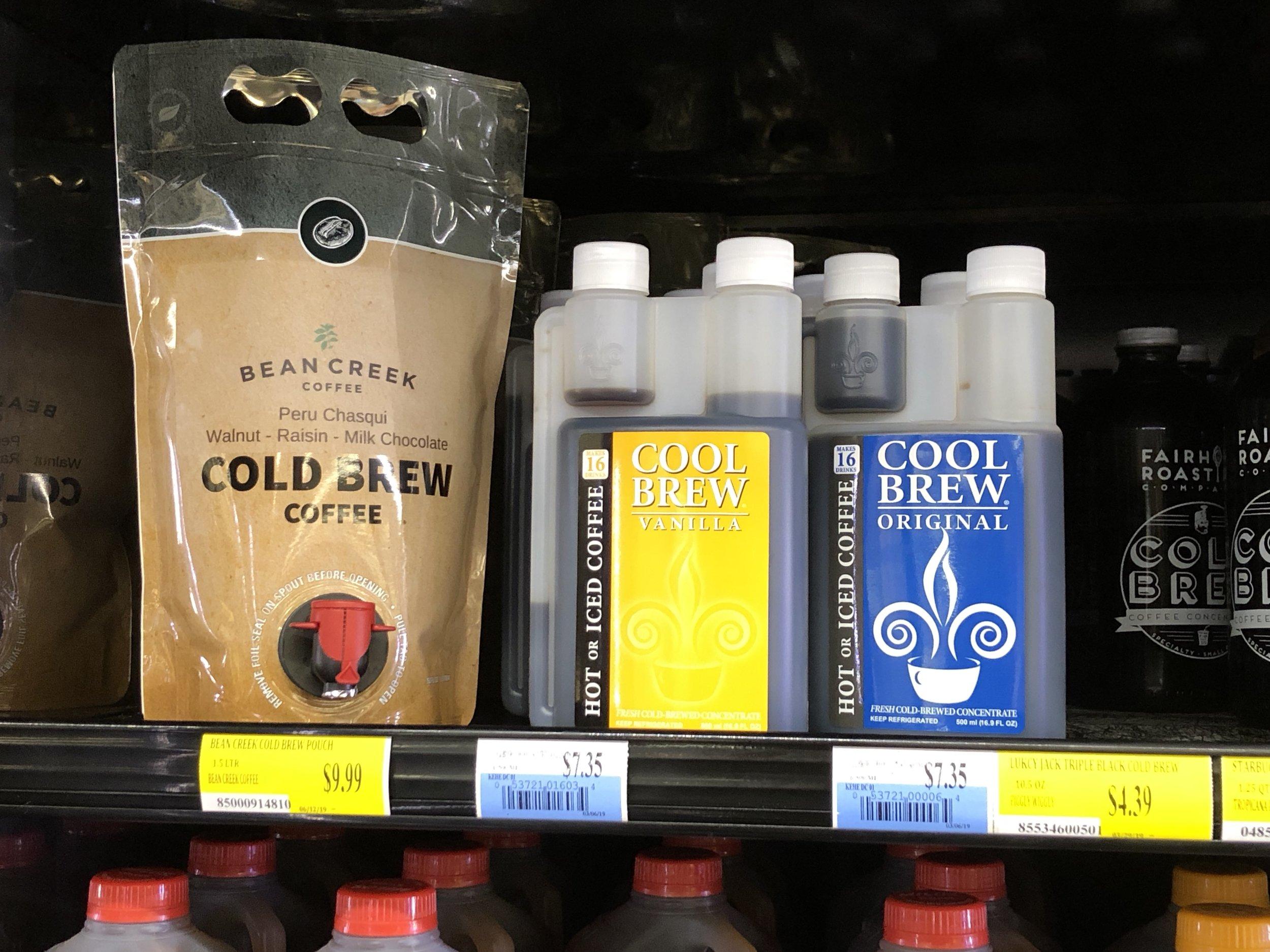 Cold Brew 1.5L Pouch -