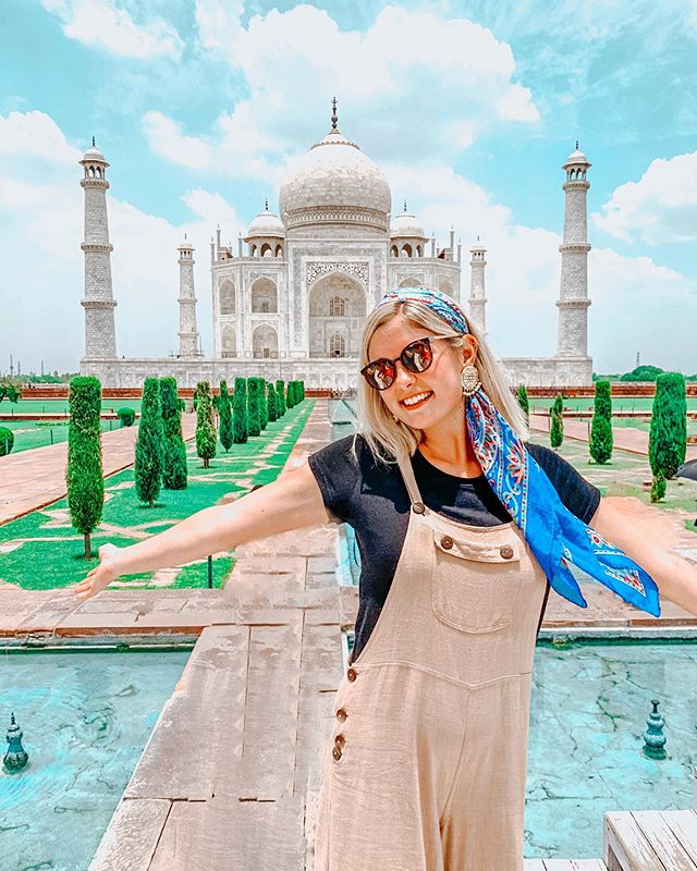 No Sunday scaries here in India 🤩✈️ #AXOEndlessSummer