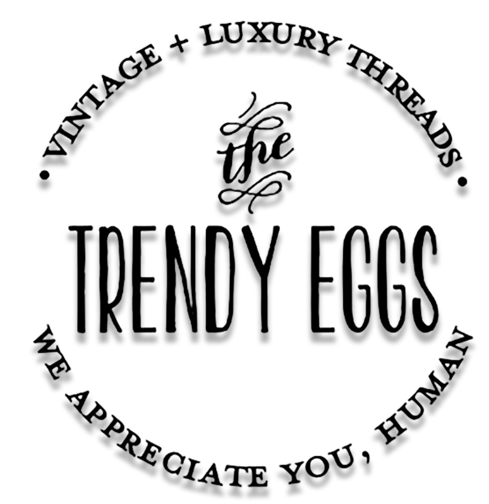 About Us - The Trendy Eggs is bringing you the freshest picks in vintage threads, alongside modern styles and other dope things we find along the way.The mission is simple:Introduce you to items you can love and stunt in.
