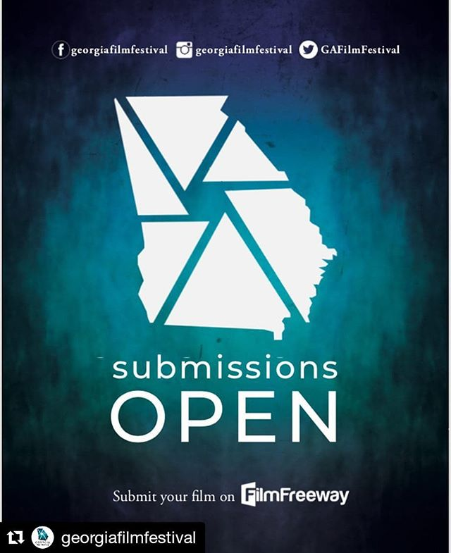 Planning your film's festival submissions? Check out our friends over at @georgiafilmfestival ・・・ The Georgia Film Festival is still accepting early submissions until April 8th, 2019. Head to http://FilmFreeway.com/GeorgiaFilmFestival . #GeorgiaFilmFestival #indie #ung #gafilm #northgeorgia #film #filmfreeway #atlantafilm #atlfilm #southeastfilm