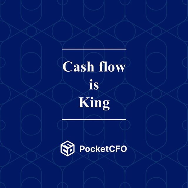 Cash flow is the new cash. #pocketinsights . In business, cash is always on the move... . Cash flows into the bank account when customers pay for their sales, when a loan is received from the bank, interest is received or when assets are sold. . Cash flows out of the bank account when suppliers are paid, employee wages and salaries are paid; interest is paid to the bank, and so on. . The difference between the cash inflows and cash outflows during a specific period (e.g., a week, month) is known as the net cash flow. . The challenge for any business (and particularly a startup) is to manage its net cash flow and ensure that it does not run out of money. . Startups and small businesses are vulnerable to many cash flow problems because of the lack of visibility of cash flow and runway in real time. . By spotting problems with spendings and customer payments, identifying potential shortfalls in cash balances in advance, and providing personalized advice for each type of situation, PocketCFO helps entrepreneurs avoid cash flow problems. . Sign up to be a beta user at PocketCFOapp.com to improve your cash flow before it becomes a problem.
