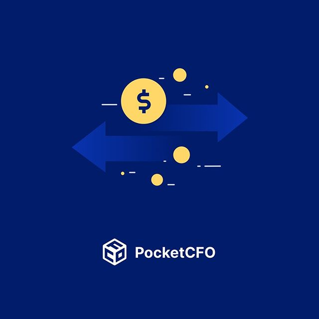 You hear that? It's the sound of money coming in and out. #cashflow #deeppockets . PocketCFO connects your bank and ledger to reconcile and analyze cash flow. You don't need to worry if your outsourced accountant can't immediately tell you how long your cash is going to last, or if your books are not updated to calculate your runway - PocketCFO gives you visibility to your cash position and runway in real time. . Become a beta user at PocketCFOapp.com