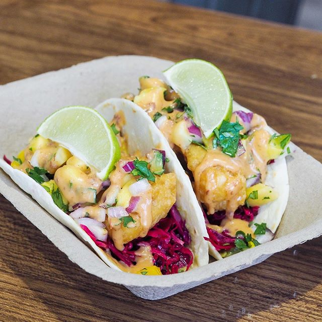 We have options for you in the south of Calgary as well! With @veganstreeteats who is featuring their No-Fish Tacos (note that their food truck will be downtown on Tuesday and Wednesday and at Granary Road Market Friday through Sunday), @teffngreens located in the @avenidamarket where you can grab their TNG Signature Bowl and @lakeview bakery with their 'Best Vegan Dessert' entry of a salted caramel banana cream pie tart!! 🌮🍲🍴😋🌱🥧 #yycveganweek #yycgoesvegan . . . . . . . #yyc #yycliving #yycevents #yycfoodie #vegan #vegansofig #vegansofinstagram #vegansofcanada #govegan #veganfood #veganfoodshare #veganlifestyle #veganliving #bestofvegan #vegancommunity