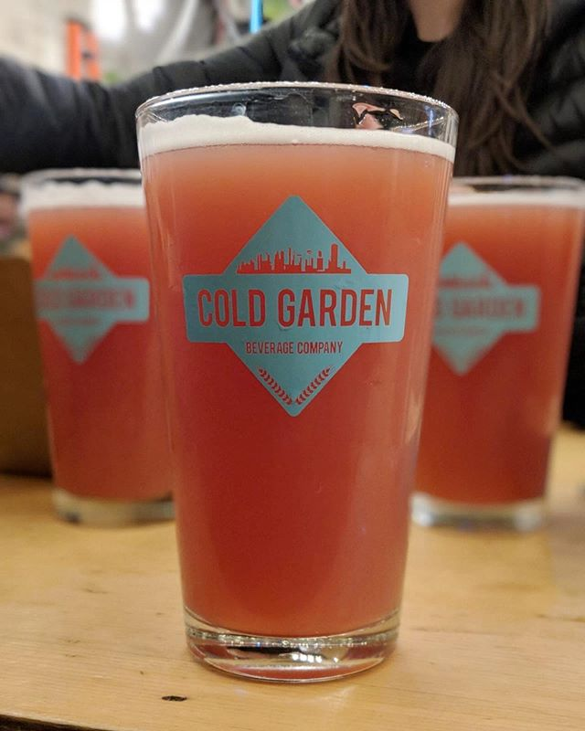 YYC Vegan Week just got REAL!! To round off all the food and dessert swing by @cold_garden (the official brewery of @vegfestcalgary!!) to try their limited edition VFC Cherry Blonde! This beer will be exclusively available during YYC Vegan Week and at VegFest Calgary 2019 on June 15!! So if you want a try before the big day make sure you head down to Cold Garden Beverage Company during YYC Vegan Week where $1 from each pint goes towards the festival to bring awareness to Calgary's rapidly growing plant-based movement!! 🍻🍓🌱💓🤗 #yycveganweek #yycgoesvegan #vegfestcalgary #vegfestcalgary2019 . . . . . . . #yyc #yycliving #yycevents #yycfoodie #vegan #vegansofig #vegansofinstagram #vegansofcanada #govegan #veganfood #veganfoodshare #veganlifestyle #veganliving #bestofvegan #vegancommunity