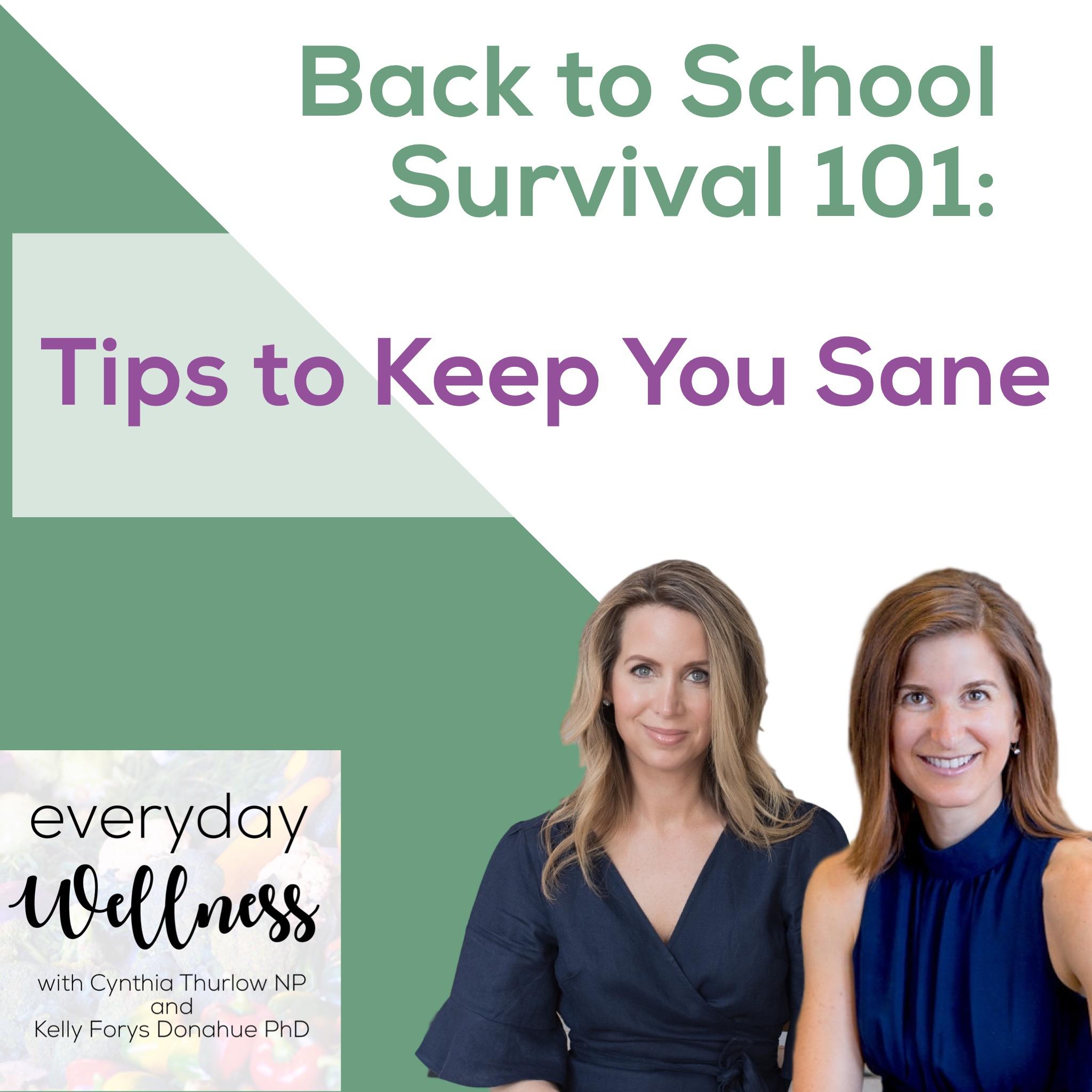 Episode 3: Back to School Strategies