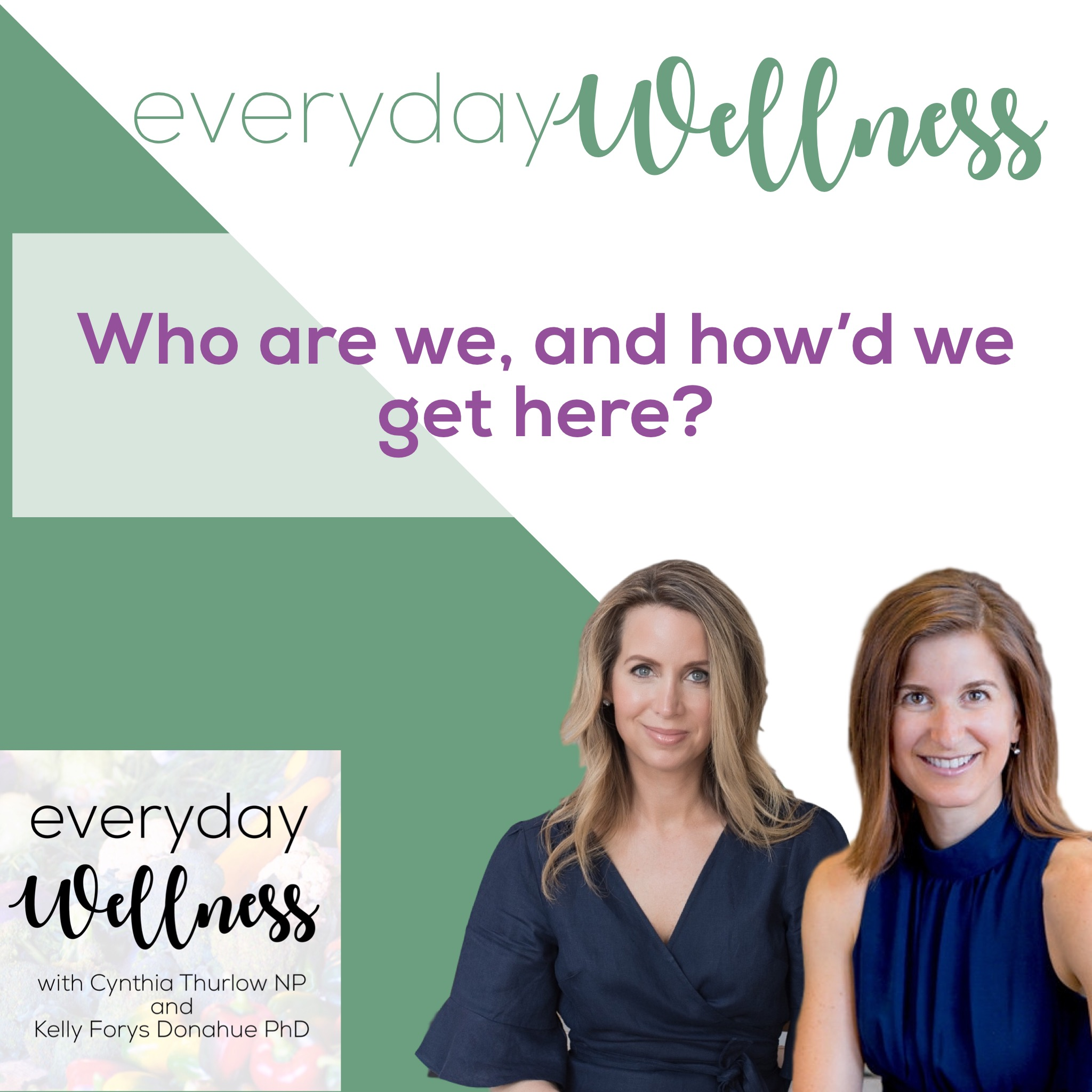Episode 1: Welcome to Everyday Wellness