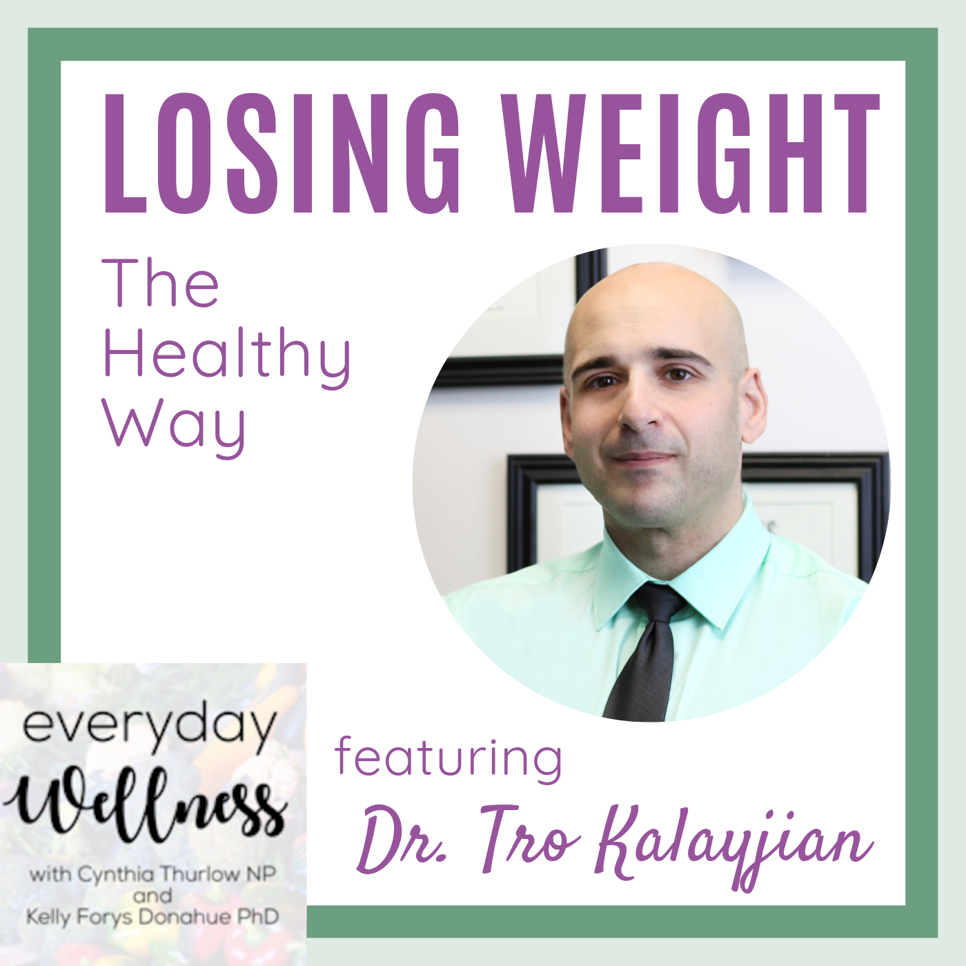 Episode 54: Losing Weight The Healthy Way