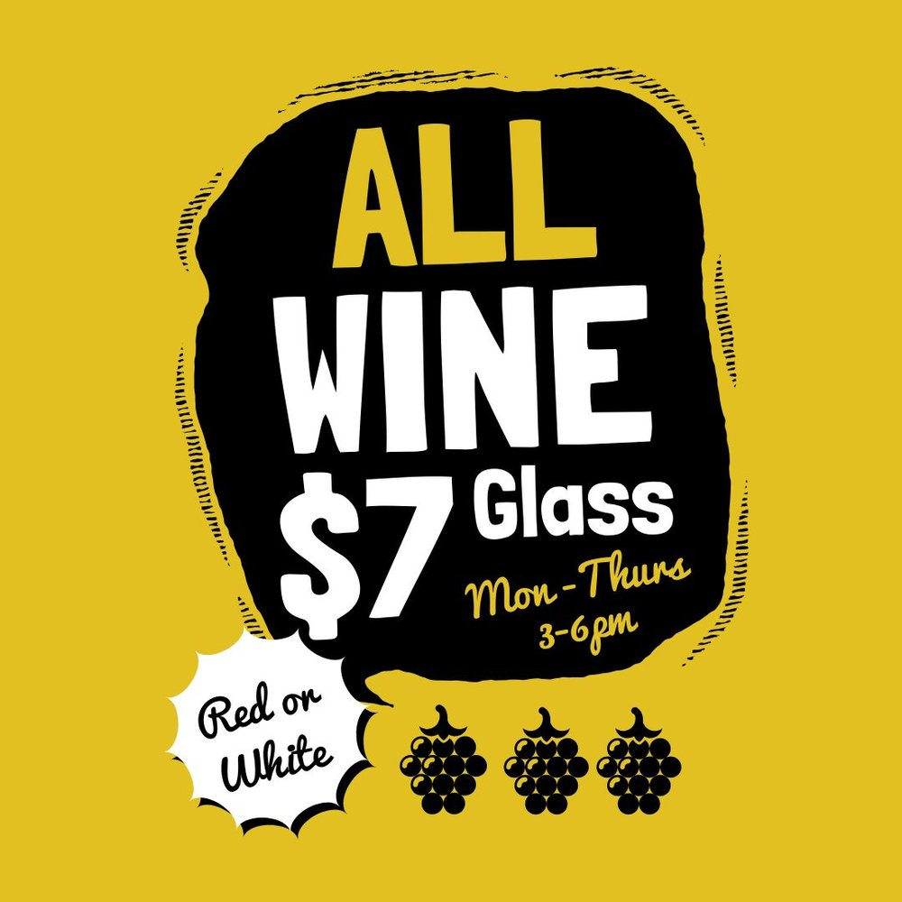 WINE AND DINE - Drink more, for less!