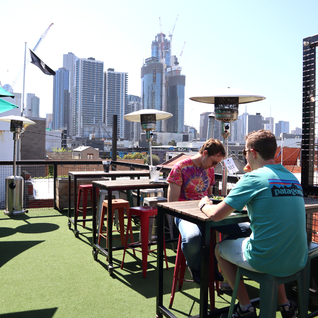 From the TAB to the Rooftop Terrace, Bells is the place to be for Spring Racing Carnival.