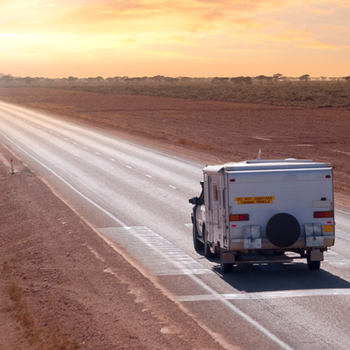 Caravan & Motorhomes -