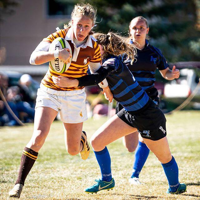 Wyo Rugby. Always a blast to watch. . . #gowyo #gowyoathlete #thatswy #laradise #laramiewyoming #wyoming #wyorugby #womensrugby