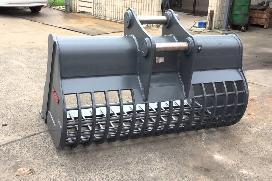 Riddle Digging Bucket - Front Loader