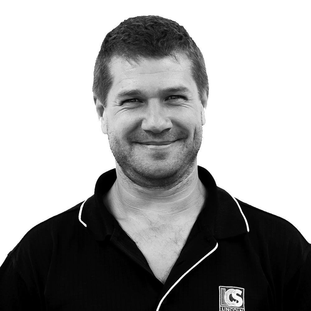 Michael Dalziel - Technician