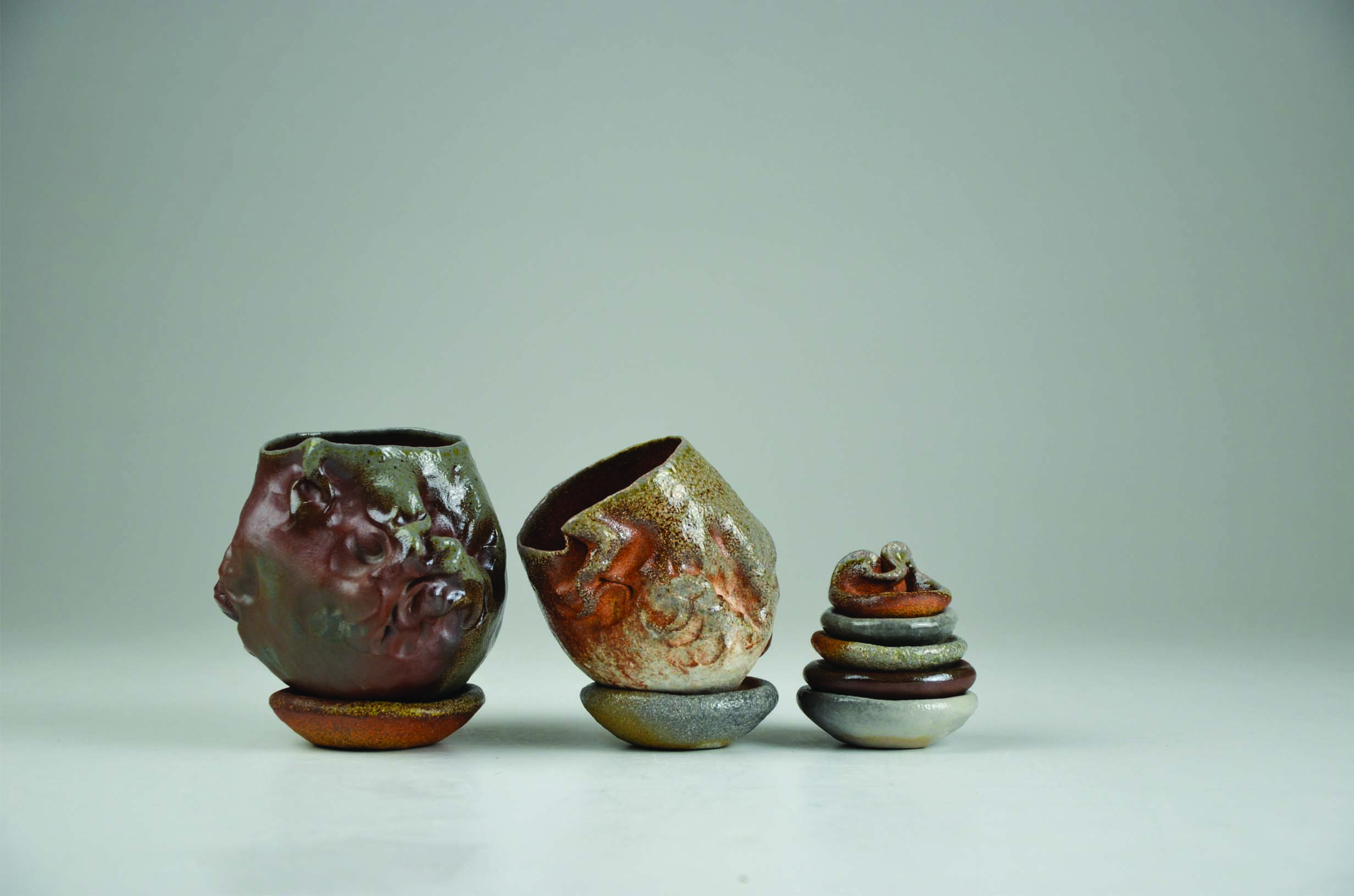 'Blip' - Two cups and stones.jpg