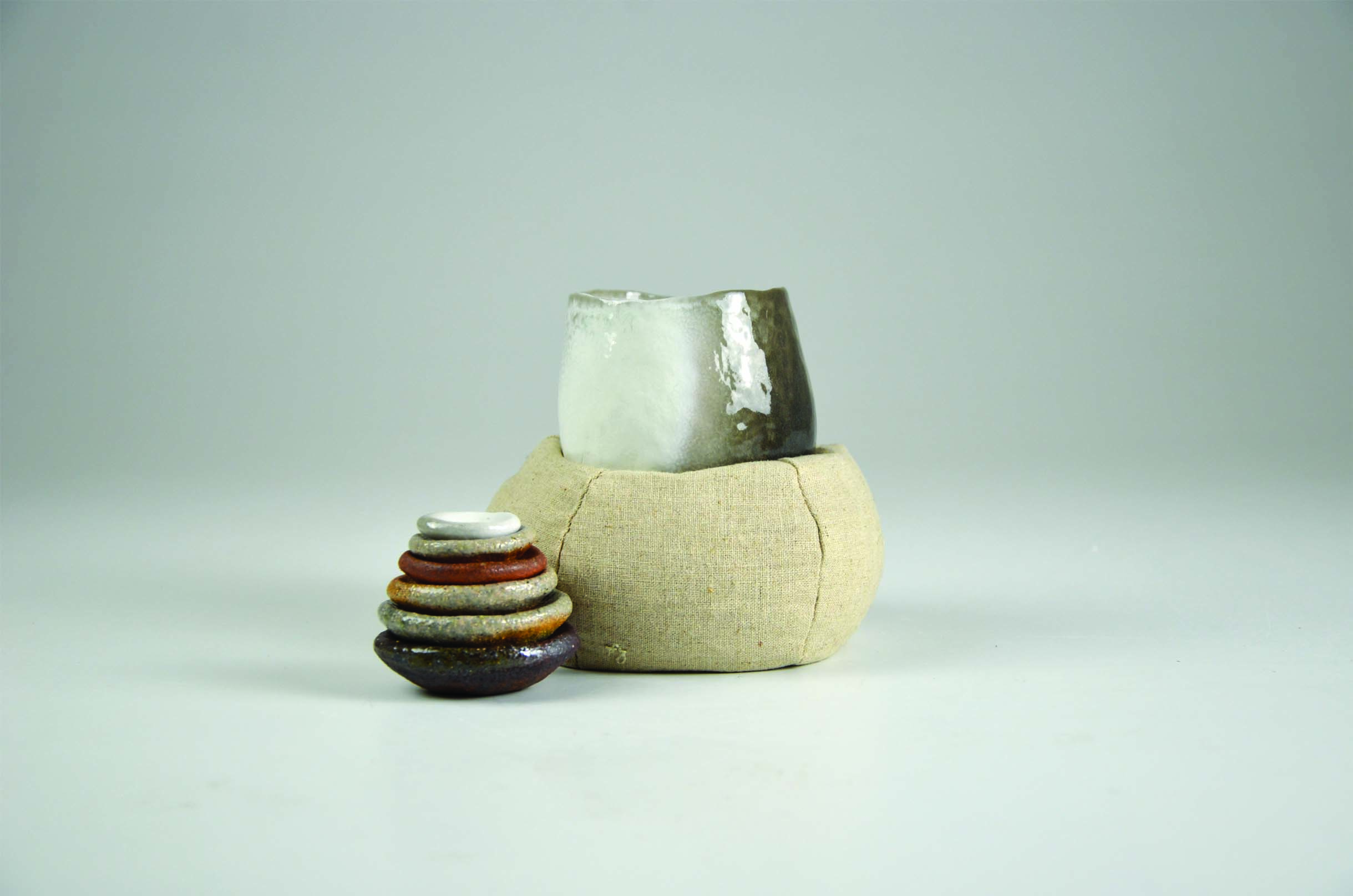 Comfort Cup with Heat Pack and Stack of Worry Stones.jpg