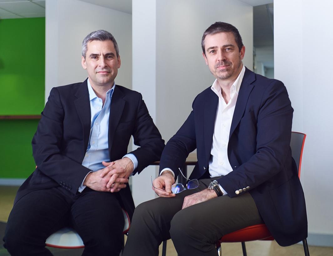 Christophe Williams and Nicholas Simmons