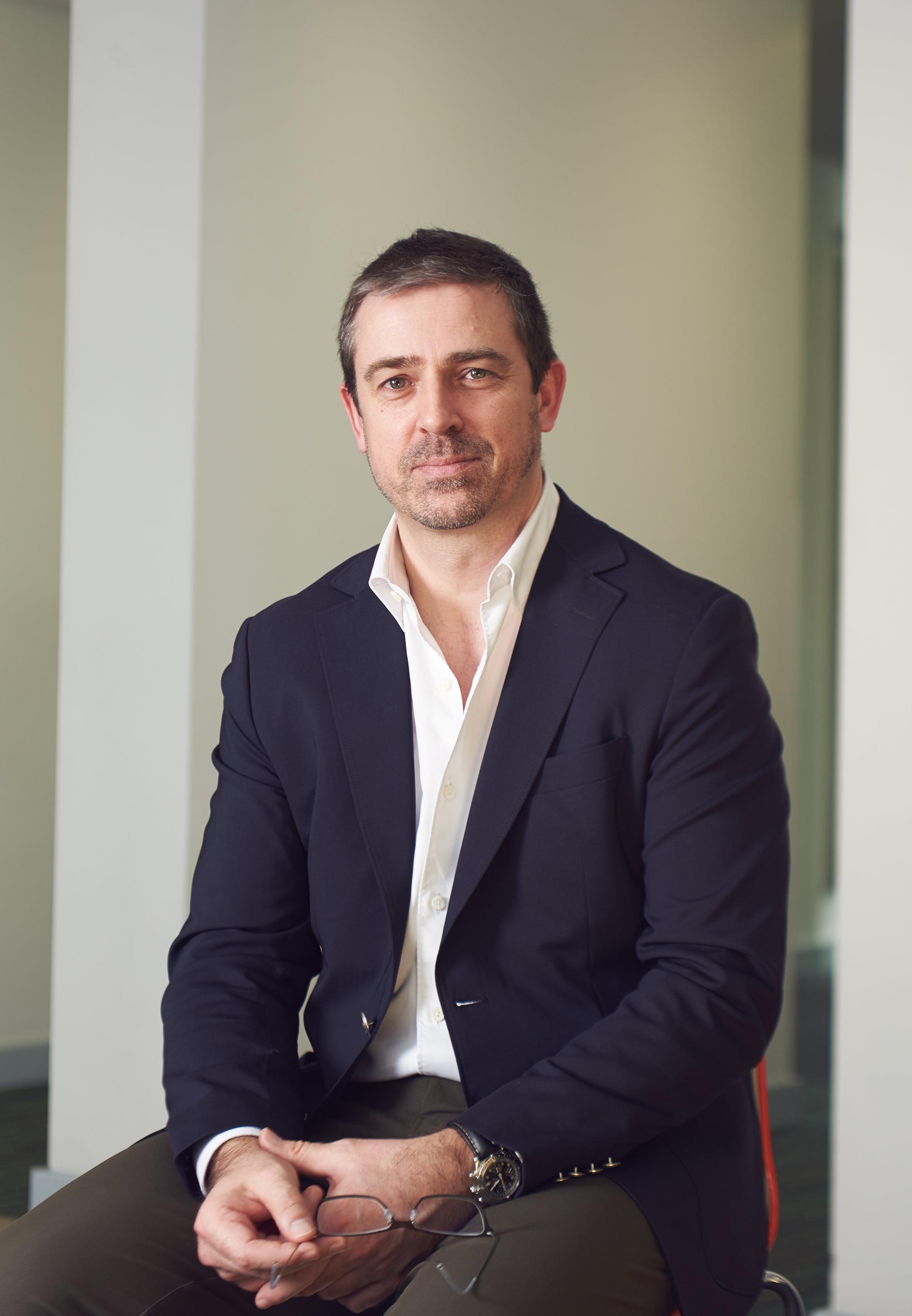 Nicholas Simmons CFO / Co-Founder