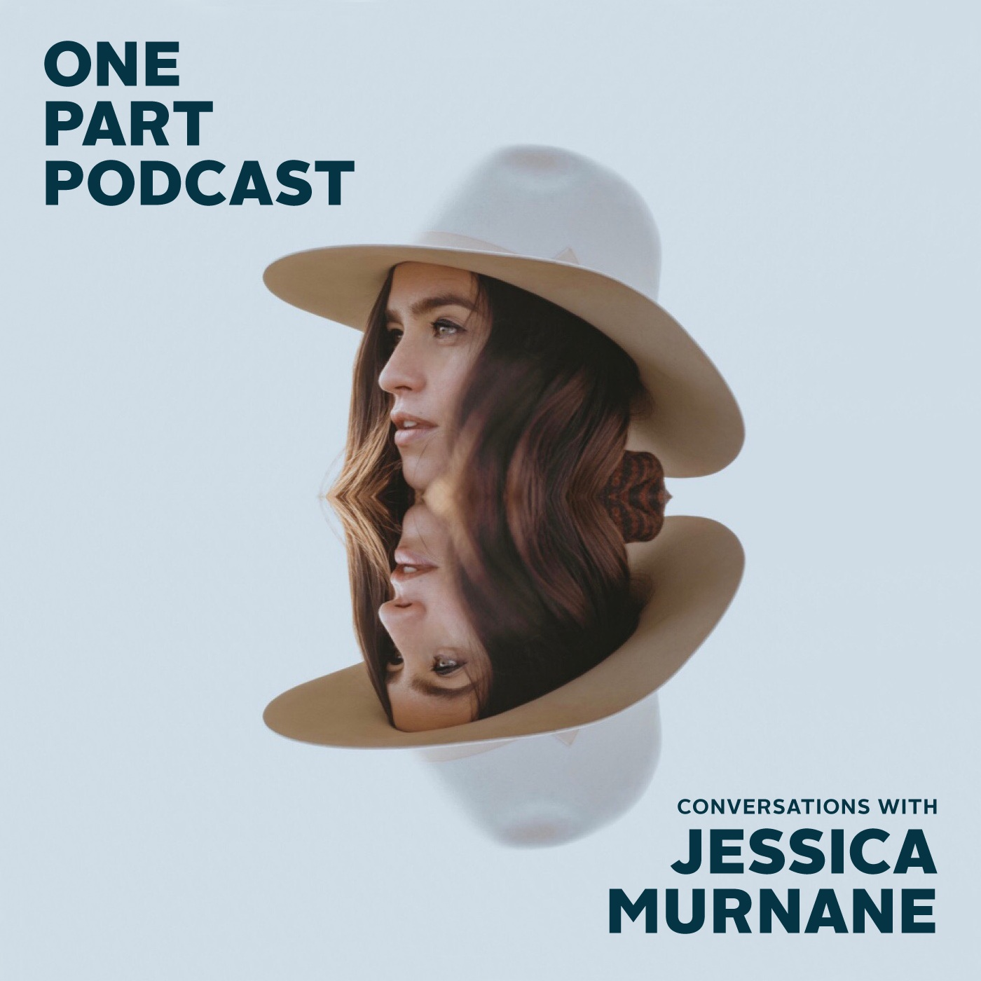 One Part Podcast - Guest on Jessica Murnane's podcast discussing deleting your dating apps and being happy being single.