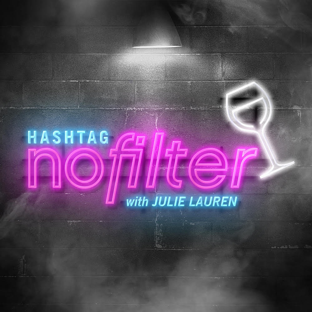 Hashtag No Filter - Guest on Julie Lauren's podcast discussing the need for change in headspace and the discussion around being single and dating.