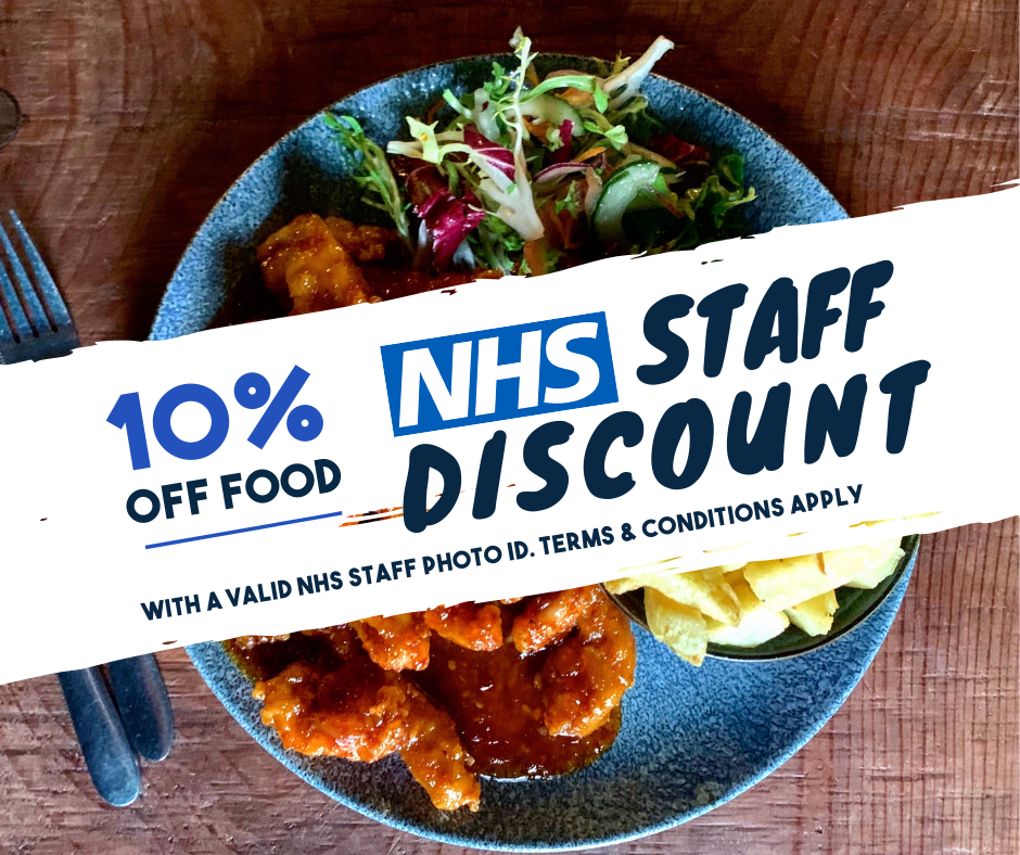 NHS discount antrim top of town retua