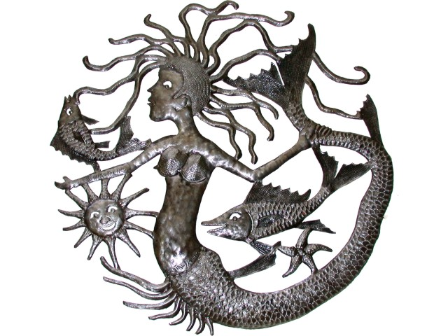 Mermaids and Sea Creatures -