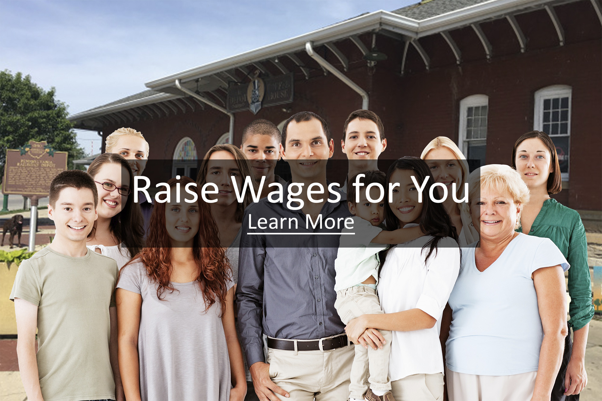 Raise Wages for You