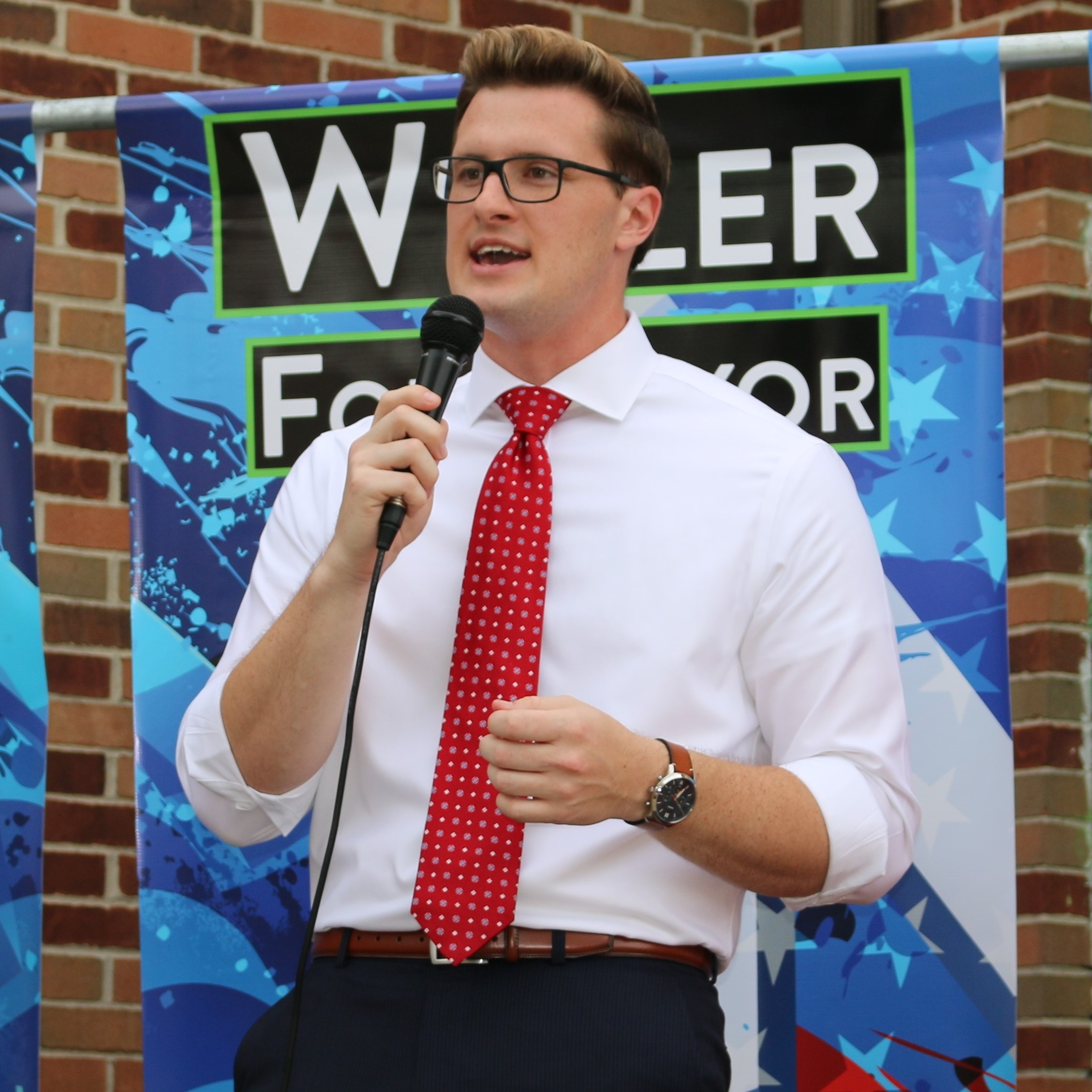 Justin T. Weller - Your Independent candidate for Mayor
