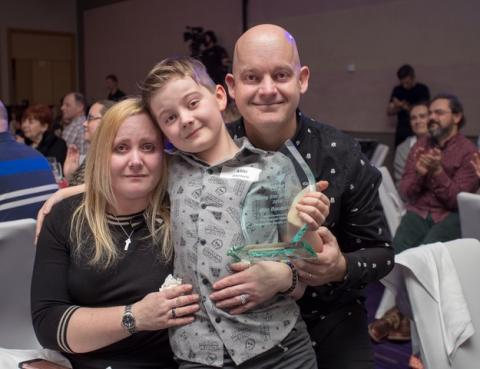 2018 Young Star of the Year - Milo Baudains