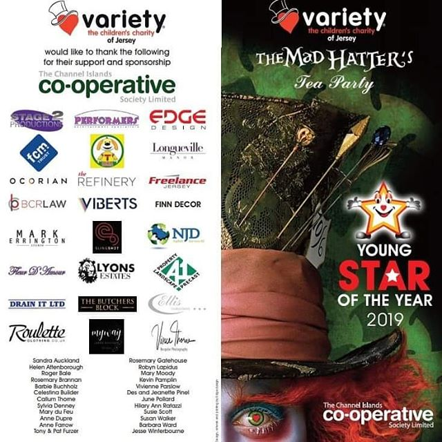A big big thank you to all our sponsors of the #varietyjersey #youngstaroftheyear @cicoop