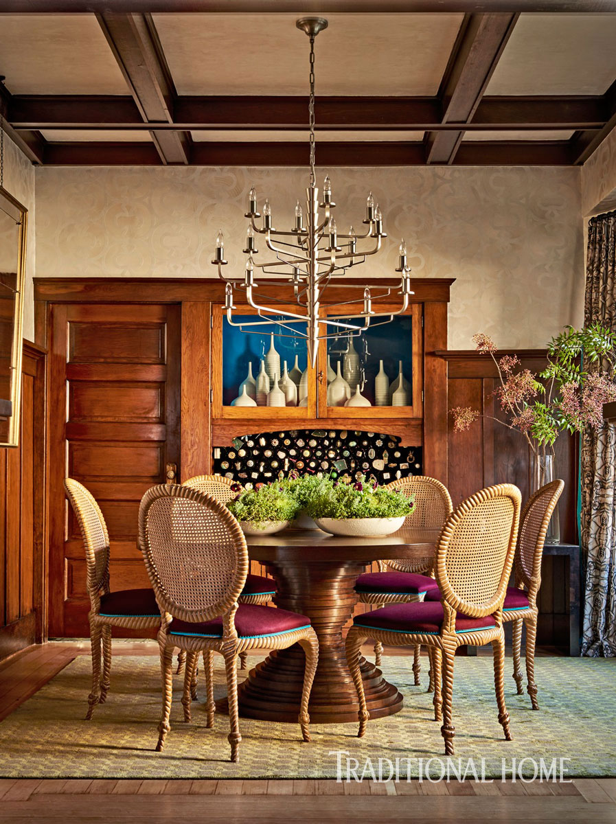 Photo by Dustin Peck for Traditional Home | Julie Rootes Interiors